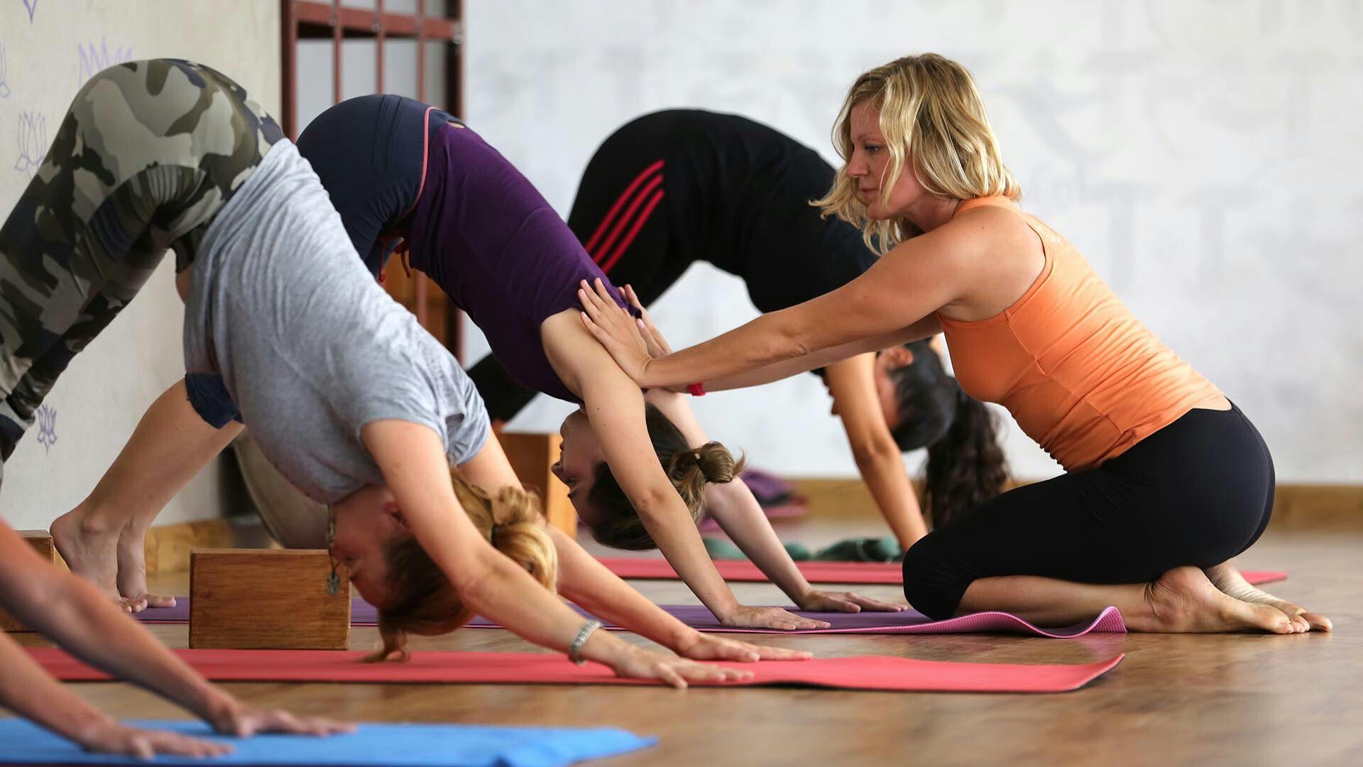 200 Hour Yoga Teacher Training In Rishikesh Yoga School India